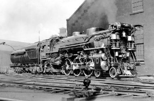 Na on Steam Locomotive Valve Gear
