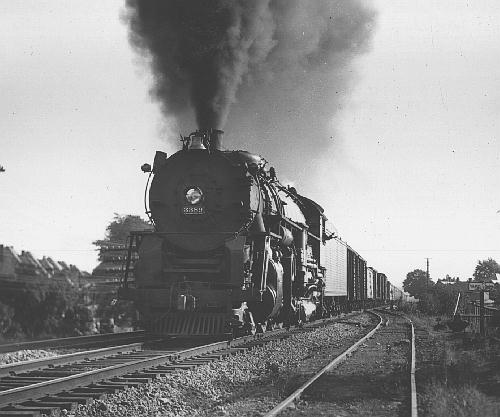 Image result for erie 2-8-4 berkshire steam locomotive