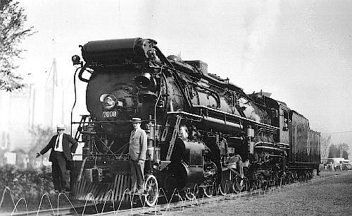 Steam Locomotive Feedwater Heaters